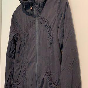 lululemon athletica Jackets & Coats - Steel grey LuluLemon jacket
